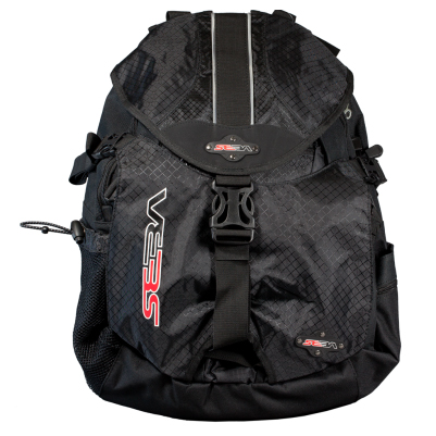 Сумки, рюкзаки : Рюкзак SEBA Backpack Small (black) (маленький) 2009 г.