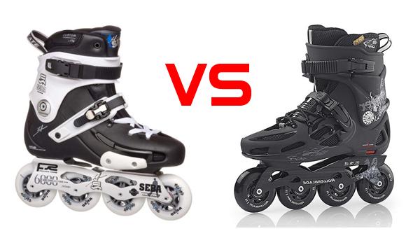 5de249207a690e Что лучше выбрать: Seba FR1 или Rollerblade Twister? | Роллер Школа ...